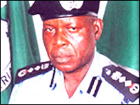 Mike Okiro (Picture from: www.nigeriapolice.org)