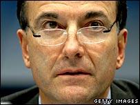 EU Justice Commissioner Franco Frattini