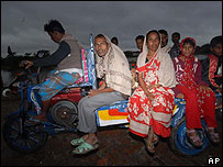People in Barishal