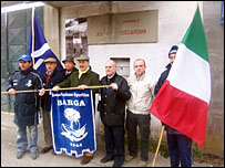 Barga delegation