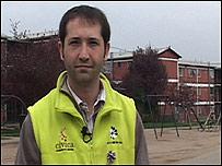 Mauricio Dorfman, director ejecutivo de Cívica