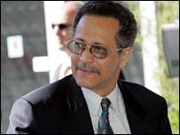 Patrick Gomes, embajador de Guyana en Bruselas (Foto: cortes�a UE)