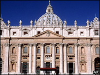 St Peter's in the Vatican City
