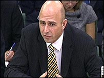 Northern Rock boss Adam Applegarth