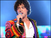 Lee Mead. Picture by Doug Peters/PA Photos
