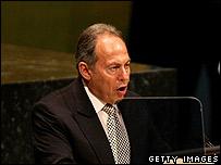 President Emile Lahoud