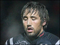 Gavin Henson must wait to see if he stays in the Wales squad