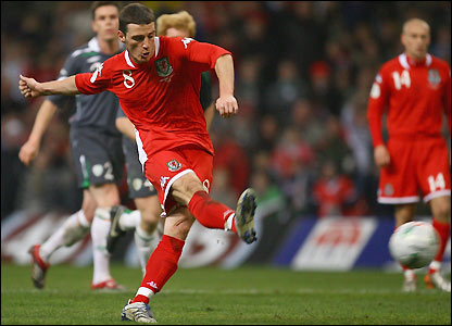 Koumas earns a draw for Wales with his late equaliser