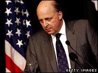 John Negroponte, 18 November 2007