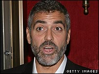 George Clooney, pictured in September