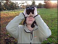 Jacquie Clark of the British Trust for Ornithology