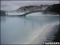 Blue Lagoon, Iceland (Image: Tom Sandars)