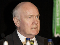 Celtic chairman John Reid