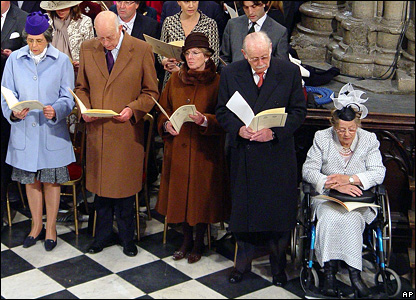 Relatives of Prince Philip