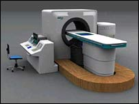 3D model of Haifu Treatment Machine. Image: Haifu System/UTL