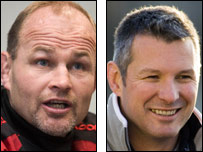 Andy Robinson and Sean Lineen will co-coach Scotland A