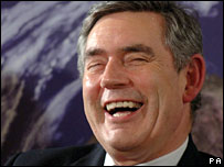 Gordon Brown. Image: PA