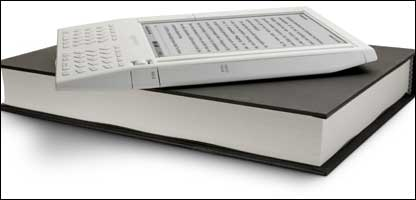 Kindle book reader, Amazon