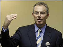 Tony Blair (18 November 2007)