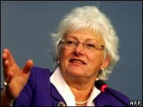 EU Agriculture Commissioner, Mariann Fischer Boel