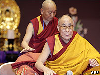 The Dalai Lama in Japan