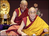 The Dalai Lama in Japan