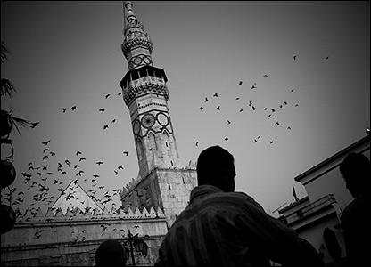Omayyad Mosque by Greg Funnell