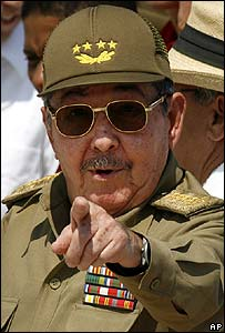 Raúl Castro, presidente encargado de Cuba