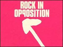 Плакат Rock-in-opposition