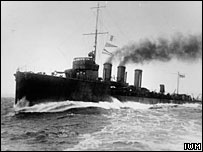HMS Opal pic courtesy of Imperial War Museum