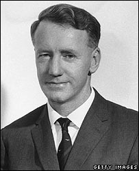 Former Prime Minister of Rhodesia Ian Smith (1963)