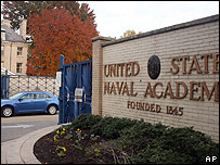 US Naval Academy, Annapolis, Maryland