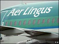 Aer Lingus plane