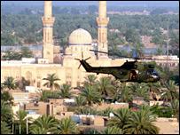 Puma in Iraq (Pic: Jonathan Tait-Harris)