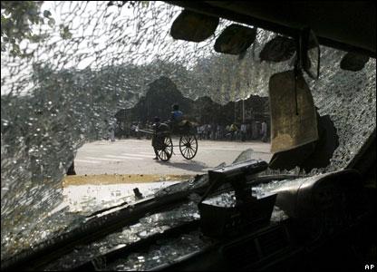 В Калькутте (Индия) произошли беспорядки, в которых участвовали представители мусульманской общины города