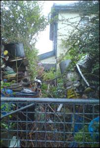 John Jones' Aberystwyth home