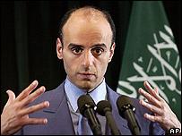 Saudi ambassador Adel Jubeir