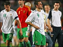 Northern Ireland's Euro 2008 dream ended in Gran Canaria