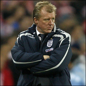 McClaren suffers a dark day at Wembley