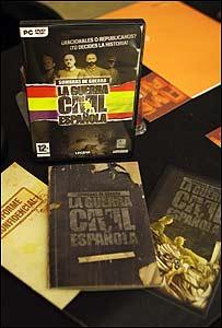 Videojuego de la Guerra Civil espa�ola