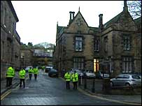 Linlithgow Sheriff Court