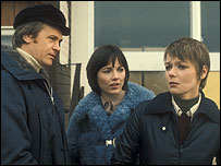 The original starred Ian McCulloch, Lucy Fleming and Carolyn Seymour  in Survivors