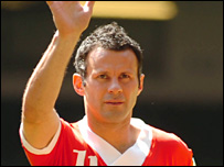 Former Wales captain Ryan Giggs