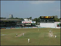 The Sinhalese Sports Club ground in Colombo