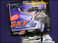 Sky Challenger Picoo Z helicopter set