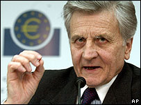 Jean-Claude Trichet (file photo)