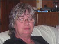 Lynne Davis, Sipson resident
