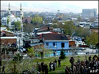 Funeral of murdered Christian in Malatya