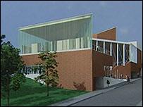 The new theatre will cost �17m