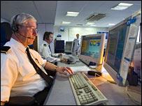 Coastguards. Picture courtesy Maritime and Coastguard Agency